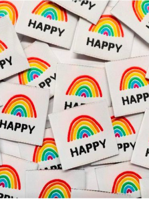 IKATEE : Étiquettes «HAPPY»